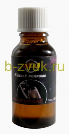 AMERICAN DJ BUBBLE PERFUME RED ENERGY