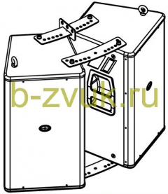 DAS AUDIO AXA-2RF12