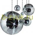 AMERICAN DJ MIRRORBALL 30 CM - SAFETY