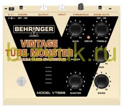 BEHRINGER VT 999 VINTAGE TUBE MONSTER