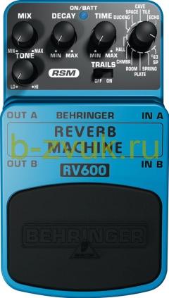BEHRINGER RV 600