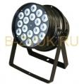 INVOLIGHT LED PAR184 BK