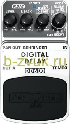 BEHRINGER DD 600