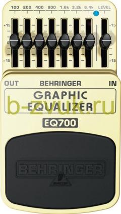 BEHRINGER EQ 700