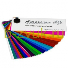 AMERICAN DJ COLORFILTER HT DARK YELLOW GREEN HT090
