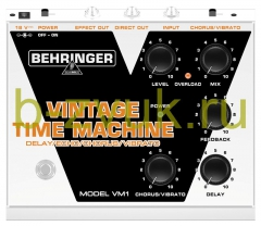 BEHRINGER VM 1 VINTAGE TIME MACHINE