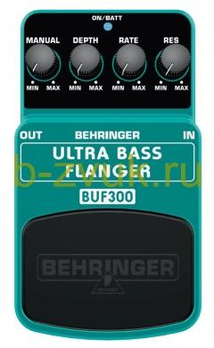 BEHRINGER BUF 300 ULTRA BASS FLANGER