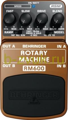 BEHRINGER RM 600