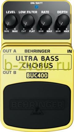 BEHRINGER BUC 400