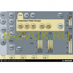 TC ELECTRONIC STEREO MASTERING