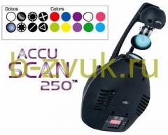 AMERICAN DJ ACCU SCAN 250