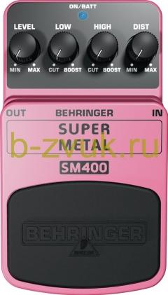 BEHRINGER SM 400