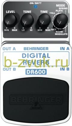 BEHRINGER DR 600