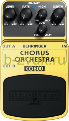 BEHRINGER CO 600 CHORUS ORCHESTRA