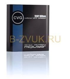 CVGAUDIO MCPLAYER TINY HDBOX